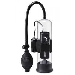 Pump Worx Beginner's Vibrating Pump - Black