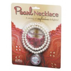 Pearl Necklace with Balm