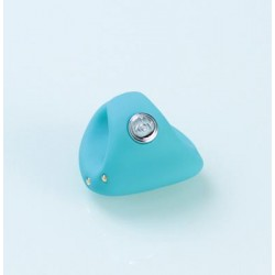 Pyxis Finger Massager - Robin Blue