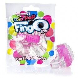 Colorpop Quickie Fingo Tips - Each - Pink