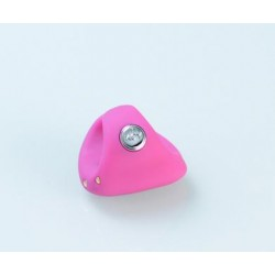 Pyxis Finger Massager - Raspberry Pink