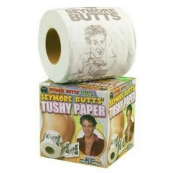 Seymore Butts Tushy Paper