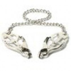 Masters Sterling Nipple Clamps Monarch