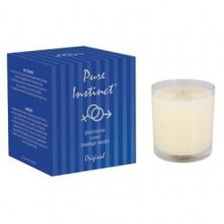 Pure Instinct Pheromone Unisex Massage Candle - 5.2 Oz.