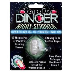 Tongue Dinger Night Stroker