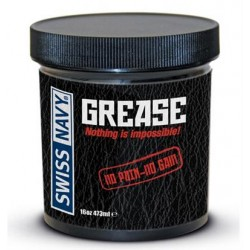 Swiss Navy Orginal Grease - 16 oz. Jar
