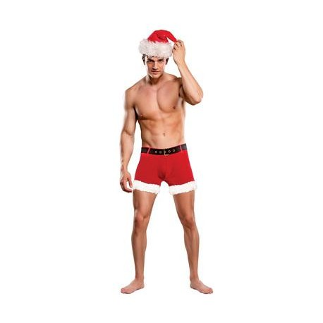 St. Dick Costume - Red - Small/medium