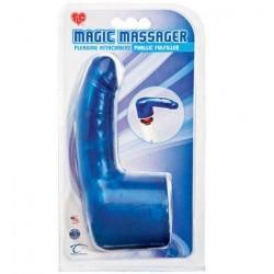 Tlc Magic Massager Pleasure Attachment Phallic Fulfiller Ts1487186