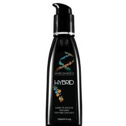 Hybrid Water & Silicone Blended Lubricant - 4 Fl. Oz. / 120 Ml