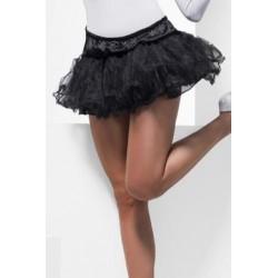 Tulle Petticoat - Black