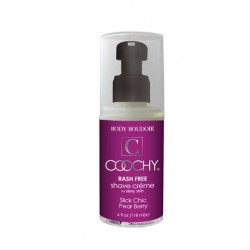 Coochy Shave Creme - Slick Chic Pear Berry - 4 oz.