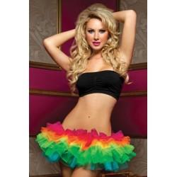 Ecstasy Rainbow Tutu - One Size