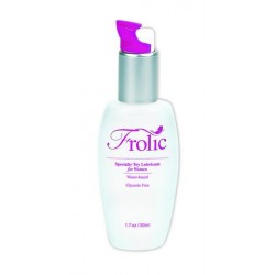 Frolic Water-Based Lubricant- 1.7 oz.