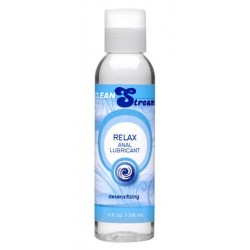 Relax Desensitizing Anal Lubricant - 4 oz.