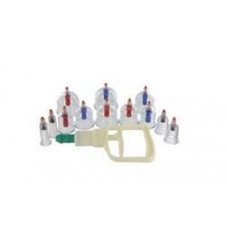 Sukshen 12 Piece Cupping Set