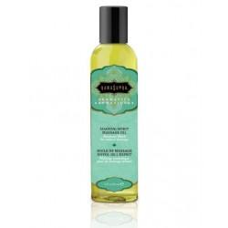 Soaring Sprit Aromatic Massage Oil - 8 oz.