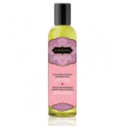 Pleasure Garden Aromatic Massage Oil - 8 oz.