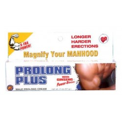 Prolong Plus With Ginseng Power Boost 2 oz.