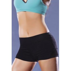 Strike Cardio Short - Black - Large