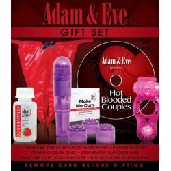 Adam and Eve Gift Set