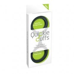 Quickie Cuffs - Black - Large