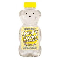 Honey Bear Water-based Lubricant - 17.3 Oz.