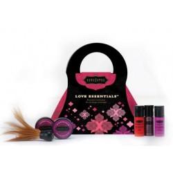 Love Essentials - Romantic Travel Purse - Raspberry Kiss