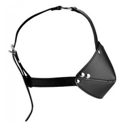 Muzzle Harness with Ball Gag