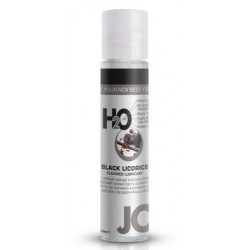 Jo H2o Flavored Lubricant - Black Licorice - 1 Fl. Oz.