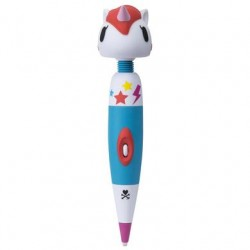 Tokidoki Multispeed Unicorn Massage Wand Vibrator - White