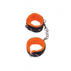 The 9's Orange is the New Black Love Cuffs Wrist - Black
