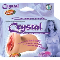 Better Than Real Skin Pussy - Crystal