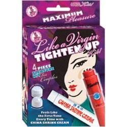 Like A Virgin Tighten Up Kit - Red