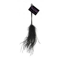Fetish Fantasy Feather Teaser - Black
