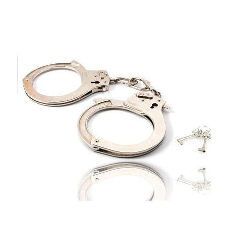 Play Time Cuffs - Silver