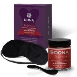 Dona Body Topping - Maple Sugar - 2 Oz.