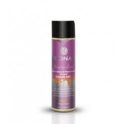 Dona Shave Gel Sassy Aroma - Tropical Tease - 8.5 Oz.