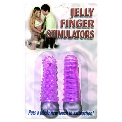 Jelly Finger Stimulators