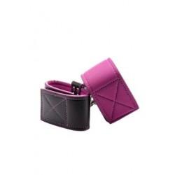 Reversible Wrist Cuffs - Pink