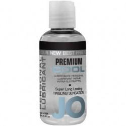 Jo Premium Silicone Cool Lubricant - 4.0 Fl. Oz.